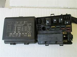 88 89 Honda Prelude Si Under Hood Fuse Box With Fuses And