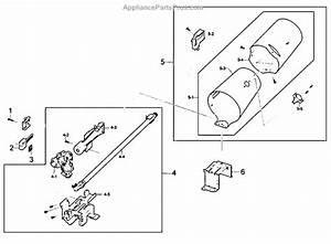 Parts For Samsung Dv210agw  Xaa  Heater Assy Parts