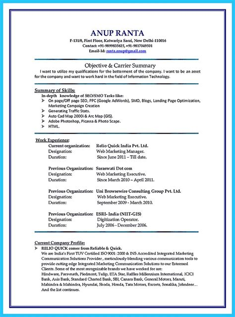 flawless cake decorator resume to guide you to your best