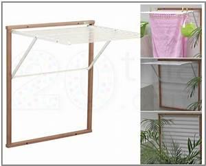 étendoir à Linge Intérieur : etendoir a linge interieur mural 3 sechoir mural ~ Premium-room.com Idées de Décoration