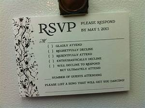 32 best rsvp cards images on pinterest rustic wedding With funny country wedding invitations