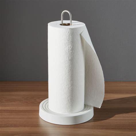restaurant table top paper towel holder kohler paper towel holder crate and barrel
