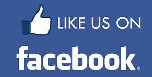 explore techcast global39s facebook page With like us on facebook sticker template