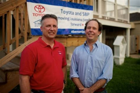 toyota helps halve housebuilding time