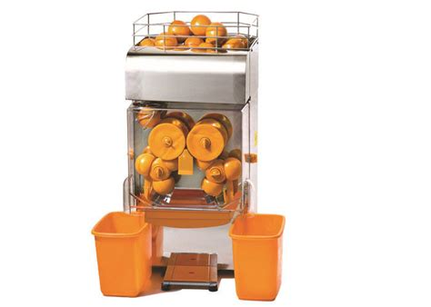 juice orange commercial juicer restaurant extractor machine zumex squeezer pomegranate stainless steel grade automatic duty heavy citrus bars china 370w
