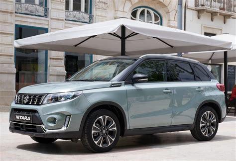 Suzuki 2019 : 2019 Suzuki Vitara Priced At Eur 18,650