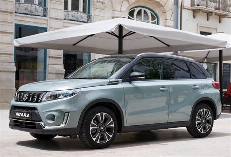 2019 Suzuki Vitara by 2019 Suzuki Vitara Priced At Eur 18 650 Autoevolution