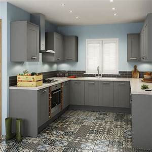 cream kitchen grey worktop dreaming cream kitchen grey With best brand of paint for kitchen cabinets with large wall art for sale