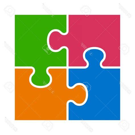 jigsaw puzzle vector generator  vectorifiedcom