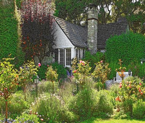 cottage garden inspiration from by the sea pith