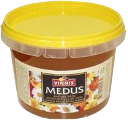 Dažādu ziedu medus Vinnis 1000g - Piedevas - Produkti ...