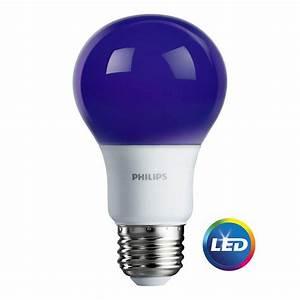 Led flood light bulbs fancy blue in