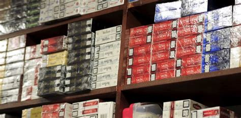 les ventes de cigarettes de contrenbande explosent challenges fr