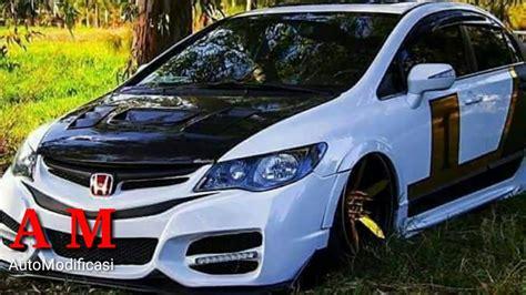 Gambar Mobil Honda Civic by Gambar Modifikasi Honda Civic Ceper Sobat Modifikasi