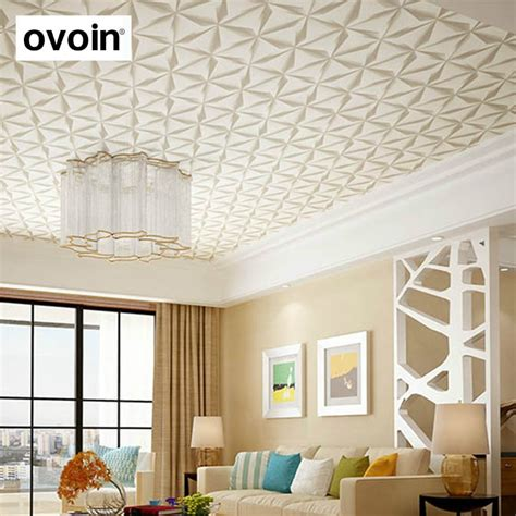statement modern  ceiling wall paper walls gray textured
