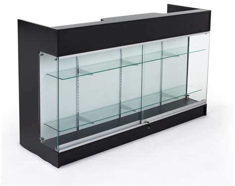 used lockable glass display cabinets retail display cabinet counters front glass cabinet for