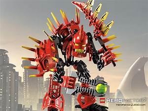 LEGO Hero Factory - Mission: Von Nebula - the wallpaper on ...