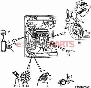 7484546 saab cps crank position sensor genuine saab With saab throttle position sensor 1993 900