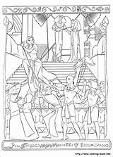 Coloring Pages Egypt Ancient Egyptian Printable Getcolorings sketch template