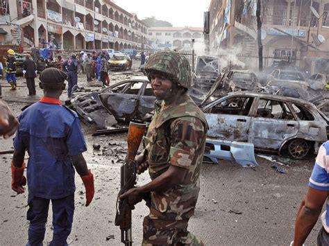 Boko Haram's Deadliest Terrorist Attack Yet  Business Insider