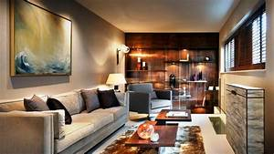 Basement Family Room Design Ideas - YouTube