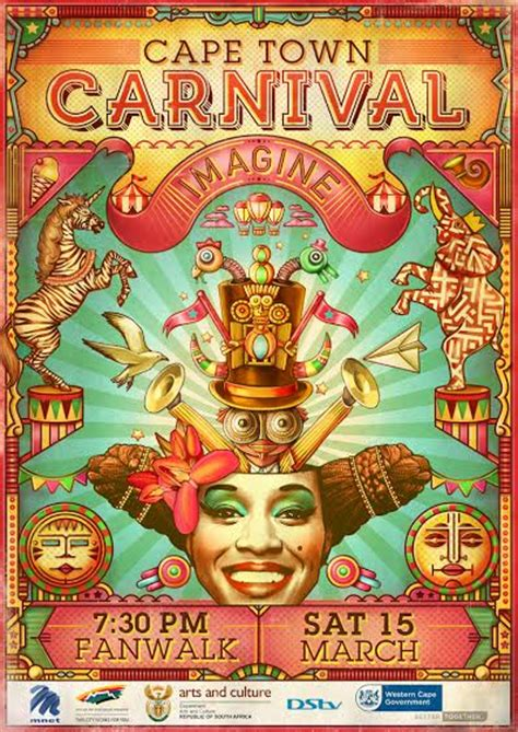 cape town carnival   cape town
