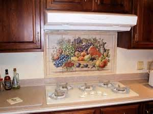 Kitchen Backsplash Tile Murals Quot Don 39 S Cornucopia Quot Kitchen Backsplash Tile Mural