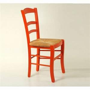 idee chaise de cuisine couleur With deco cuisine avec chaise de cuisine couleur