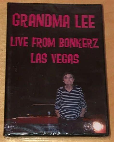 grandma lee   bonkerz las vegas dvd comedy america