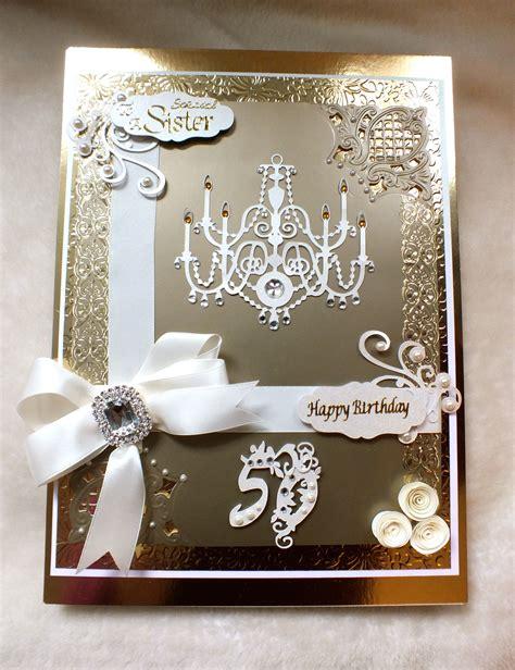 bespoke luxury handmade  birthday card creative