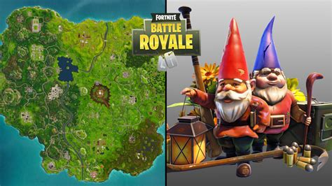 All Known Hungry Gnome Locations For The Fortnite Battle