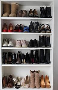 Schuhschrank High Heels : einblick in schuhschrank eine frau hat nie genug schuhe ~ Sanjose-hotels-ca.com Haus und Dekorationen