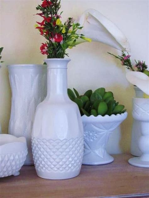 decorating with milk glass 1000 images about milk glass decorating ideas on pinterest mesas vintage and larger