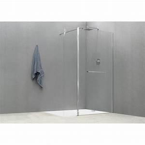 Joint Paroi Douche : paroi de douche l 39 italienne cube profil chrom ~ Farleysfitness.com Idées de Décoration