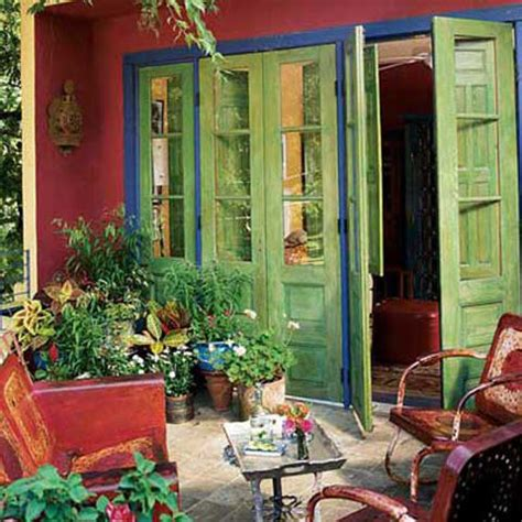 decorative ideas for the mexican home texan