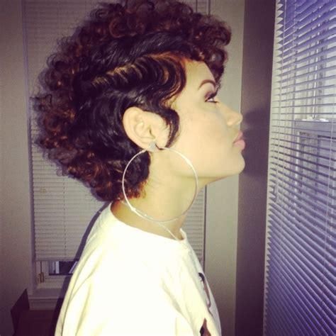 short hairstyles for mixed girls mixed girl short hairstyles fade haircut