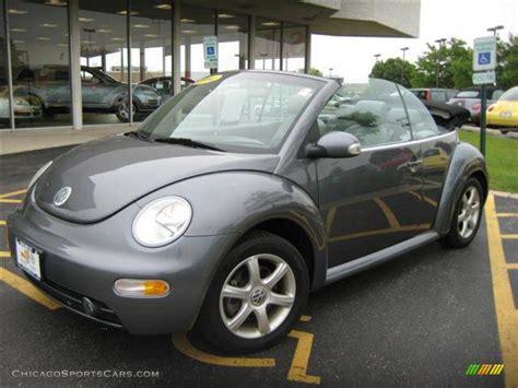 2004 Volkswagen New Beetle Gls 1.8t Convertible In