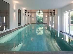 maison avec piscine interieure notre selection en photos With construction maison avec piscine interieure