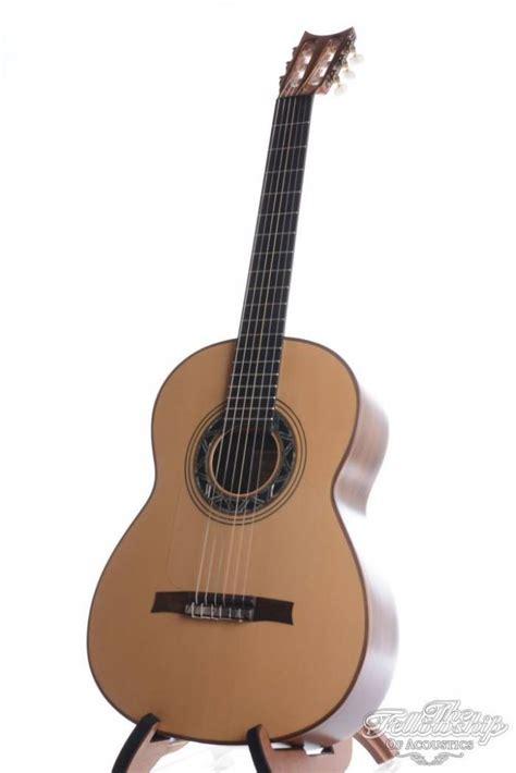 barbero marcelo andalusian lr baggs negra flamenco guitars guitar