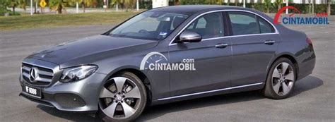Gambar Mobil Mercedes E Class by Spesifikasi Mercedes E 200 Avantgarde 2018 Anggota