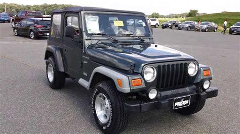 cheap  jeep wrangler  sale maryland na youtube