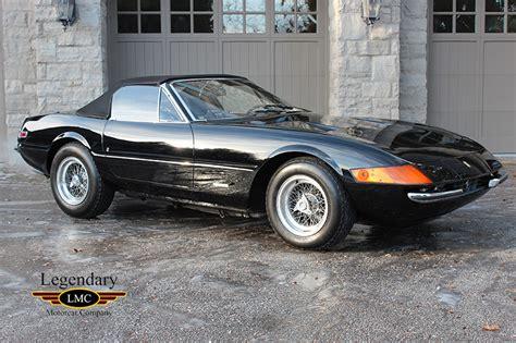 1972 Daytona For Sale by 1972 Daytona For Sale History And Massini
