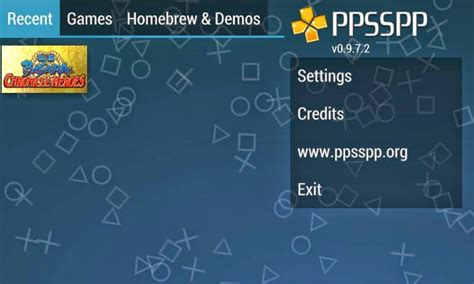 Cara Mensetting Ppsspp Apk For Android [ppsspp Gold 0.9.7