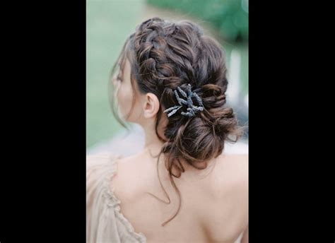 25 braided bridal hairstyles totally worth copying huffpost