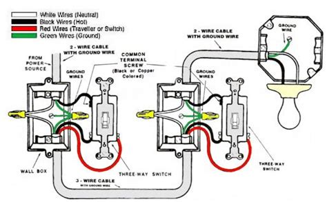 wiring diagram   switches   light