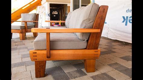 build   deck furniture  samurai carpenter