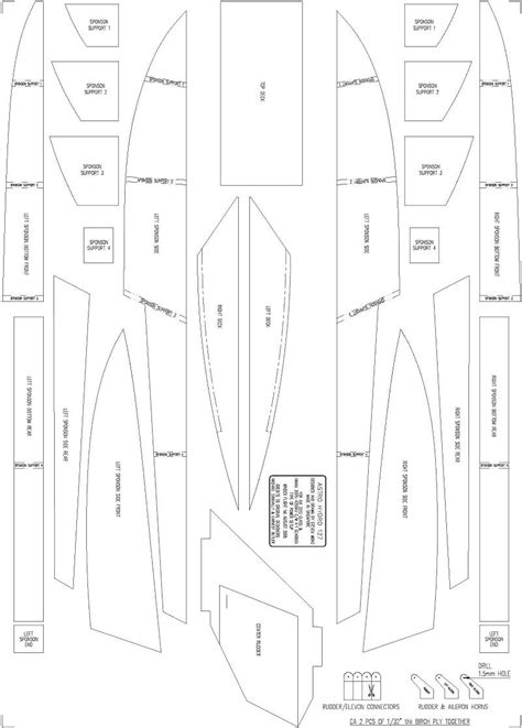 Rc Boats Plans Free by Catamaran Speed Boat Plans