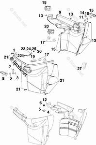 Evinrude Outboard Parts By Hp 75hp Oem Parts Diagram For