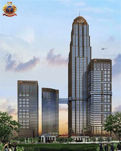 Sampoerna Strategic Square Jakarta Architects Pti Indonesia