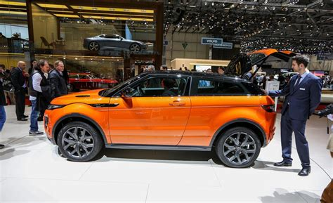 Land Rover Range Rover Evoque Autobiography Dynamic Car